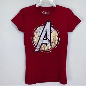 Universal Studios Marvel Avengers Infinity War Tee